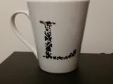 custom initial coffee mug,coffee lover gift,kitchen gift,drinks mug,