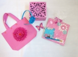 Girl surprise box: jewelry box, notepad, bag, headband, hairclip