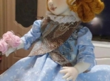 Hand-Crafted Doll Dasha