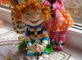 Hand-Crafted Dolls - Smileys