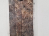 I1 - Handmade face covering - Camo Brown