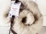 Mohair & Wool Roving