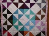 Lap quilt - Patchwork