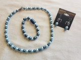 Blue Bead Set