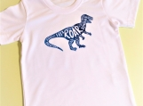 Dinosaur T-Rex T-shirt size 2 years old