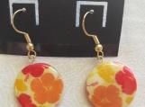Hawaiian Flavor  Earrings