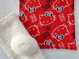 Hello Kitty facecloth