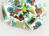 Scooby-Doo children hair bow