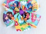 Strawberry shortcake children hair clip