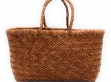 ALTICA Genuine Leather Hand Woven Triple Jump Bamboo Style Ladie