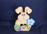 Cute Easter Bunny Tealight