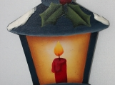 Christmas Lantern Ornament