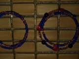 """Cotton Candy Whimsy"" Bracelets"