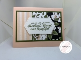 Handmade Greeting Cards - Support, Encouragement