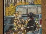 Hunter & Dog