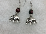 My Elephant Earrings