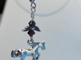 My Equine Earrings-wings