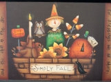 Simply Fall Serving Tray