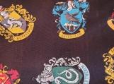 Standard Kool Breezy Neck Wrap - Harry Potter House Shields