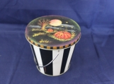 Haunted Pumpkin Patch Halloween Mini-Pail