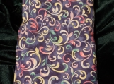 Kozy Pilloz 5 x 10 Swirls Multi color