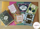 Pack of Handmade Birthday Cards (assorted)