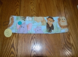 Baby Animals, Elephant, monkey, lion. hippo, crayon holder
