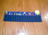 Big Stars Little Stars Colored Stars Crayon Holder, Kids,