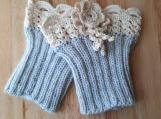 Caerwyn Boot Cuffs
