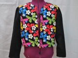Floral cover-up/jacket