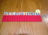 Hearts, Butterflies, Raggedy Ann & Andy Crayon Holder, Kids,