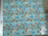 Mermaid Kittens 5 pound weighted blanket extra small