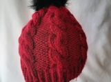 Northward Cabled Hat