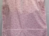 Pink Floral Adult Bib