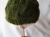 Soft Cabled Hat