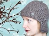 PATTERN Knittles Hunter Hat - Crochet Instructions in PDF