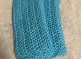 Fingerless Gloves (Bright Blue)
