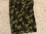 Fingerless Gloves (Camouflage)
