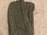 Fingerless Gloves (Grey)