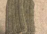 Fingerless Gloves (Light Grey)