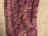 Fingerless Gloves (Multi Raspberry)