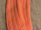 Fingerless Gloves (Peach)