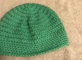 Baby Beanie (Apple Green)
