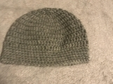 Baby Beanie (Light Grey)