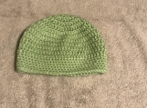 Baby Beanie (Lime Green)