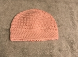Baby Beanie (Pale Pink)