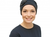 Hats for hair loss, stylish cancer hat, made to size