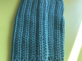 Fingerless Gloves (Leaf Green)