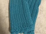 Fingerless Gloves (Teal)