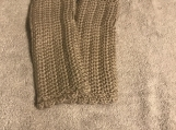 Fingerless Gloves (Very Light Beige)